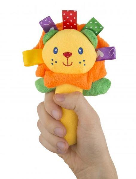 Akuku  Плюшени играчки - Пискун Лъв 0348
